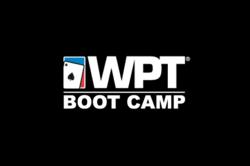 WPT Boot Camp Logo