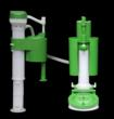 Aqua Mizer Toilet Tank Flush System - a new green technology that saves water and money with every flush.
