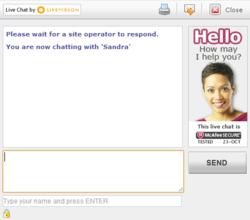 MyInfoBill.com Live Customer Service Chat