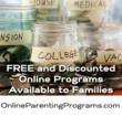 Free and Reduced-Price Online Parenting Programs: Serving Families Across the Country