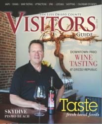 San Luis Obispo County Visitors Guide-The tourist publication for the Central Coast