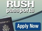 Expedite new passport