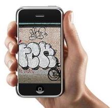 InTouch Mobile - Graffiti Tracker