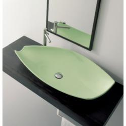 Bathroom Vessel Sink - Scarabeo 8054