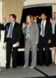 Donald P. Schweitzer being sworn in as President of the Pasadena Bar Association