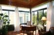 Aluminum-frame sunrooms offer true year-round living space but save money on construction and taxes compared with traditional building methods, says Venetian Builders, Inc., of Miami.