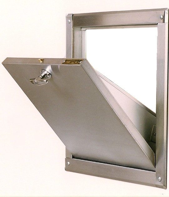 Trash Chute Rubbish : Replacement trash chute parts now available online from