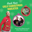 rock your ugly christmas sweater book funny pictures of people wearing tacky holiday sweaters