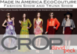 EcoHoliday Gift Market NYC presents CrOp by EcoCouture Designer David Peck