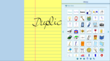 note anytime windows 8, windows 8 sketching app, windows 8 notetaking app, notetaker for windows mobile