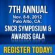 7th Annual SNCR Symposium and Awards Gala Held Nov. 8-9, 2012