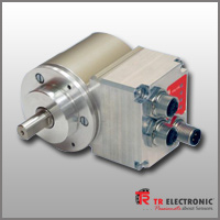 Absolute Multi-Turn Encoder with EtherCAT from TR Electronic