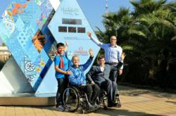 Sochi 2014 Puts Accessibility on the Map to Mark 500 Days to Go to Paralympic Games