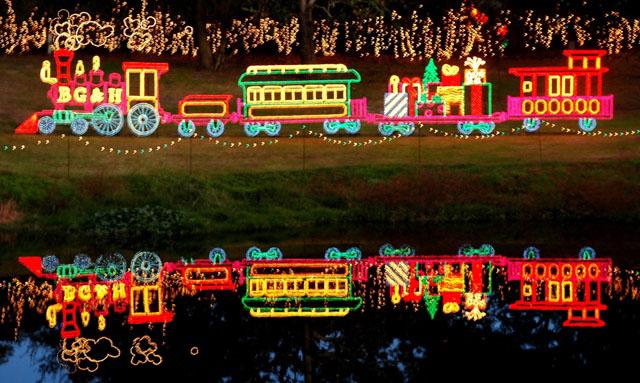 Alabama's Historic Homes and Holiday Lights