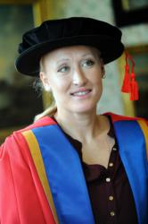 Elena Baltacha, UCS Honorary Fellow