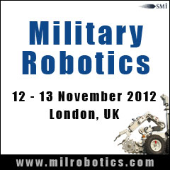 Military Robotics 2012