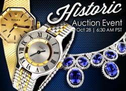 Granville Redmond, Audemars Piguet & Gold Coins on Oct 28, 2012 Auction