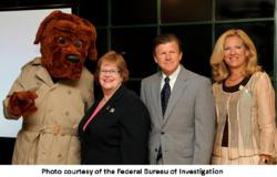 Photo courtesy of the Federal Bureau of Investigation