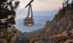 Photo of the Palm Springs Aerial Tramway