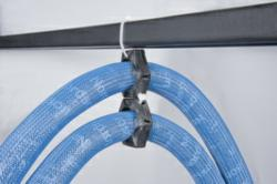 Nordson RediFlex Hot Melt Hose with Mounting Devices