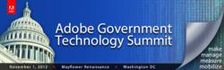 Carahsoft Adobe Government Summit