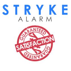 Stryke Alarm dealer for satisfaction gauranteed!