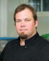 Restaurant Chef Steven Galvin