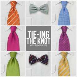 "Bows-N-Ties.com Named ""Best Place to Shop for Wedding Ties"""