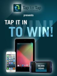 Tap it in to Win!