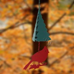 Whimsical Wind Chimes offers great holiday deals on wind chimes such as those from North Country Chimes