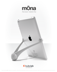 mOna iPad stand