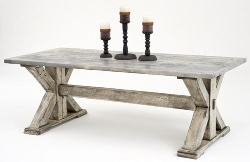 Reclaimed Wood Dining Room Table Dining Tables Amazing Reclaimed - Distressed Wood Dining Table