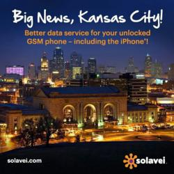 4GKansas.com Announces 4G Unlimited Talk Text Data Cell Phone Plans for $49 on New 4G Wireless Network