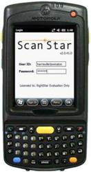 ScanStar Barcode Scanning for BMC FootPrints Service Corek