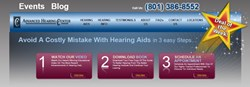 hearing aids Salt Lake City UT - Advanced Hearing Center online hearing test