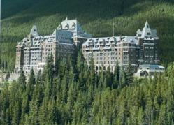 Tauck's Top Haunted Luxury Hotels- Banff Springs Hotel