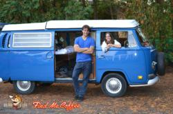 Beanlink, VW Bus, Find Me Coffee, roasters, coffee shops, cafes