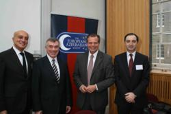 The BTC and Beyond event was attended by the Azerbaijani, Turkish and Georgian Ambassadors to the UK