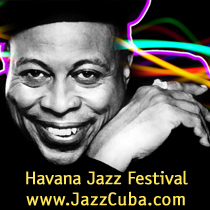Chucho Valdés, president of the Havana Jazz Festival and five-time Latin Grammy Award winner.