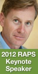 2012 RAPS Keynote Speaker Morten Hansen