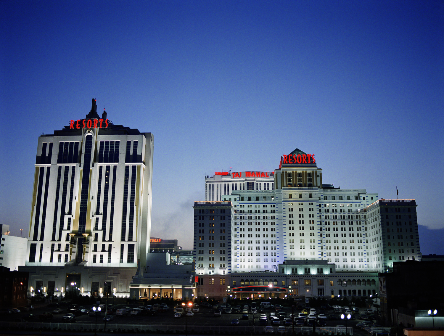 hotels atlantic city casinos