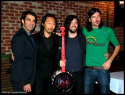 The Avett Brothers With the Deering Legendary Giveback Banjo