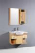 Spa Style Bamboo Wall Mounted Legion Furniture Bathroom Vanity WTB9010
