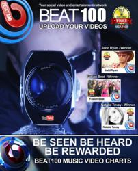 Upload Videos to beat100, add You Tube videos in seconds