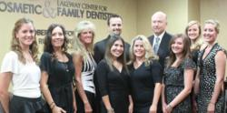 Austin dentists at the Lakeway Center for Cosmetic and Family Dentistry have a massage therapist on staff.