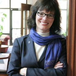 United Theological Seminary President Wendy Deichmann