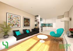 X1 Salford Quays, Residential Buy-to-Let Apartments