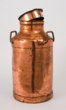 Copper Milk Cans