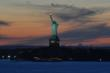 EarthCam's megapixel camera in Brooklyn captures high resolution images of Lady Liberty.