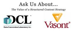 Free Webinar: Ask Us About...The Value of a Structured Content Strategy